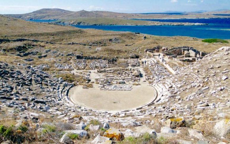 Delos Island, Mykonos