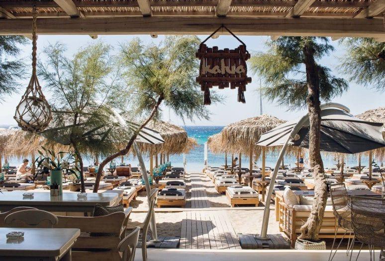 Kalua Beach Bar