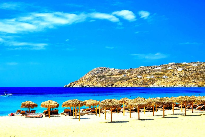 Mykonos, Beaches
