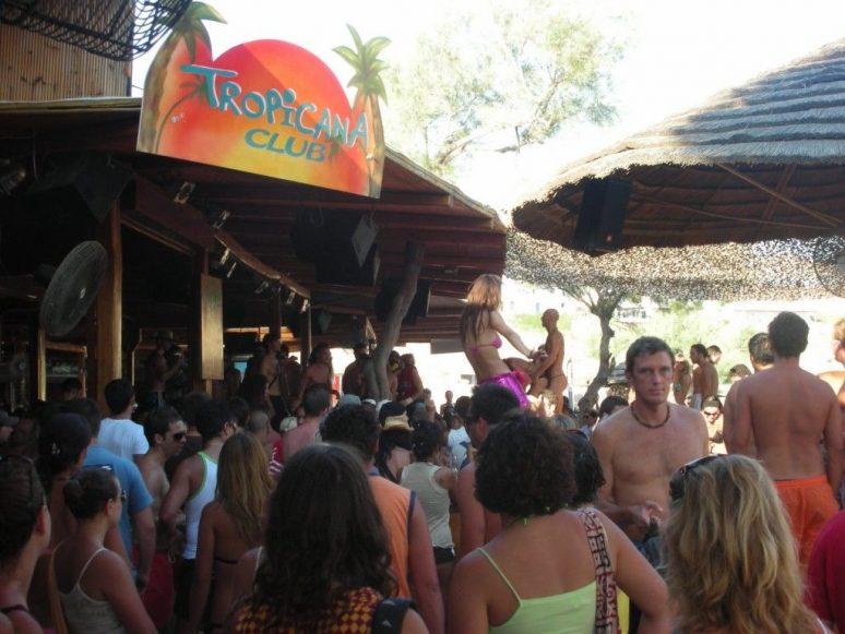 Tropicana Beach Bar and Restaurant